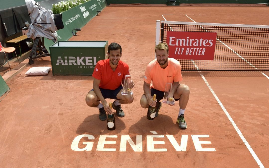 Marach-Pavic retain their title