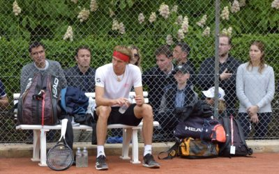 Redevenir un simple joueur de tennis