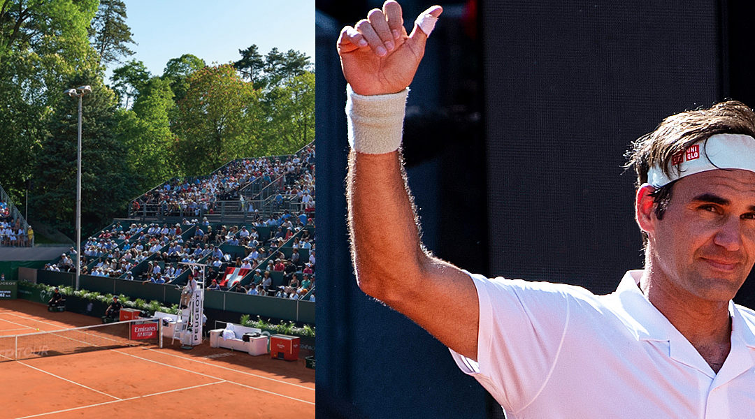 Roger Federer disputera le Gonet Geneva Open