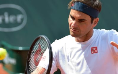"""Roger Federer: """"I'm especially disappointed for the tournament»"""